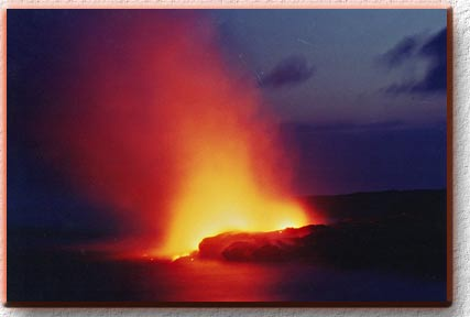 Volcanoes National Park - feel the excitement.
